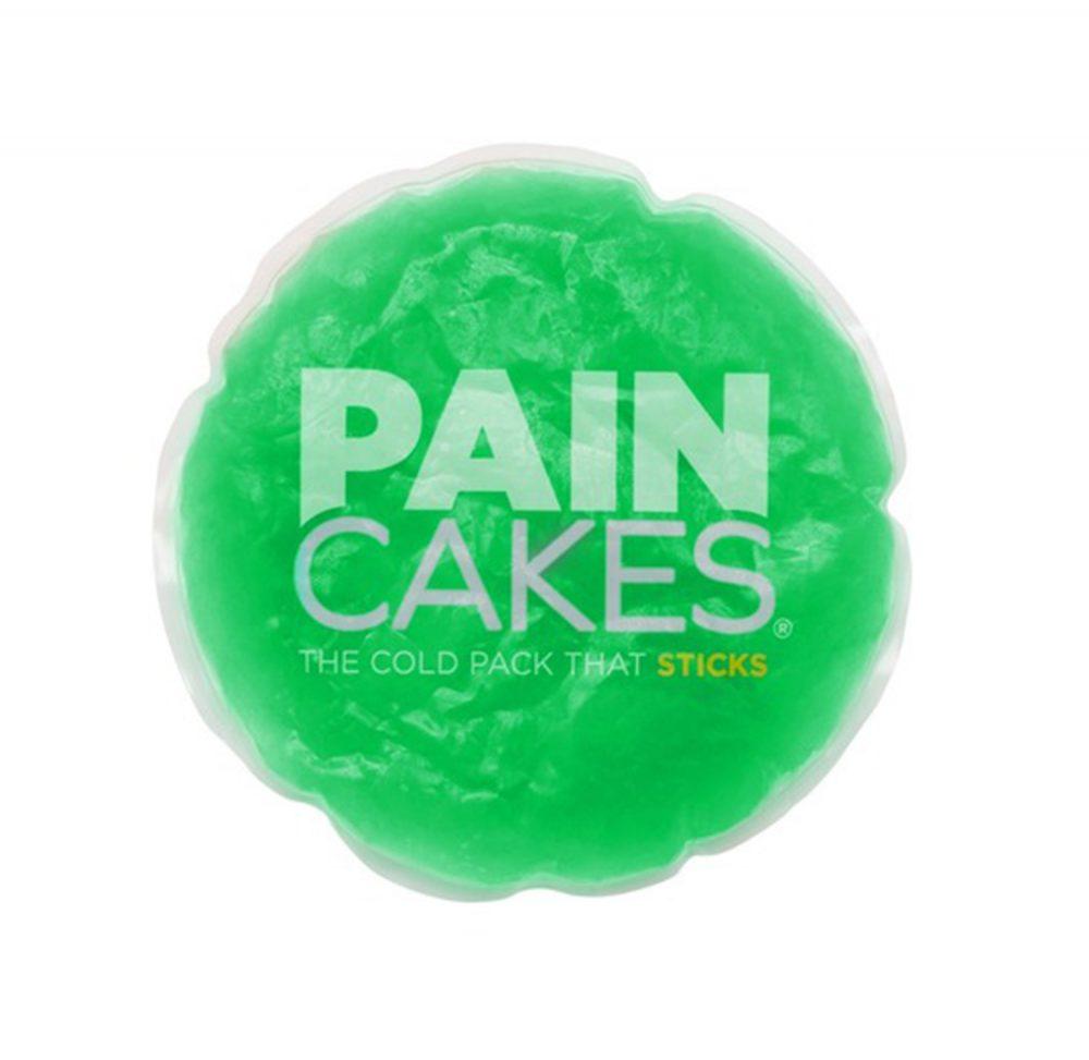 Green PAINCAKES